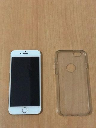 Vendo iPhone 6 dorado 64GB