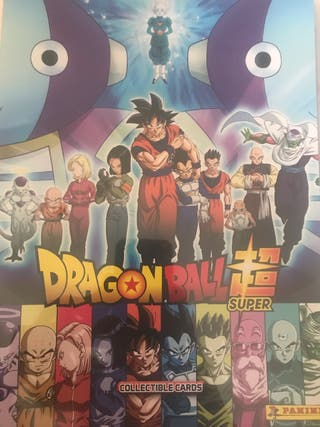 Cromos Dragon Ball