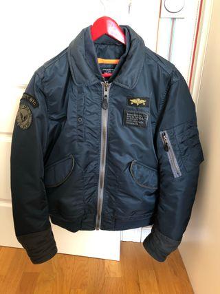 67c97078d8f Auténtica chaqueta de aviador Americana Schott