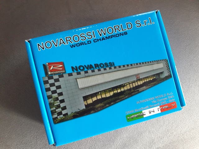 Motor  12 Novarossi Mephisto 1/10 touring gas new de segunda