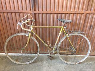 Bicicleta antigua Stayer