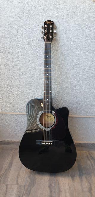 Guitarra Fender Squier Electroacústica