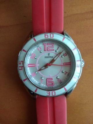 Reloj Festina rosa