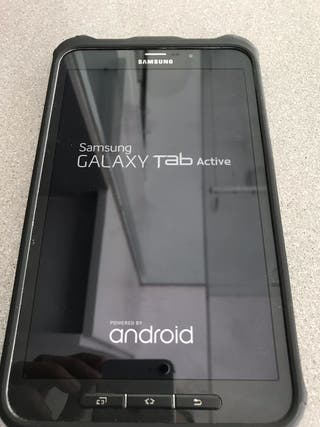 Samsung Galaxy Tab Active Rugged 3G