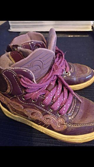botas Geox talla 24