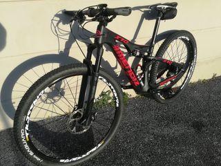 Bicicleta montaña Mendiz infinit10