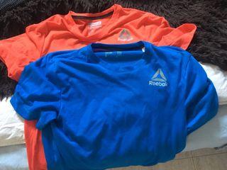 Camisetas Reebok deporte