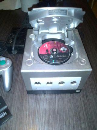 Nintendo cube