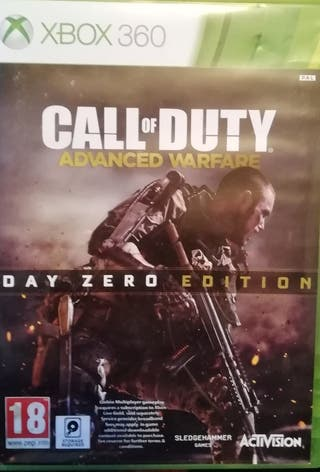 Call of Duty: Advanced Warfare Day Zero - Xbox 360