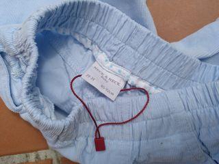 pantalón guardería micropana goma talla 2_3