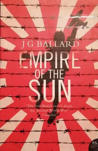 J.G Ballard - Empire of the Sun, book