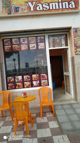 traspaso de Kebab en la línea