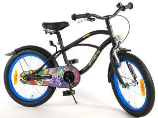 """Bicicleta Batman negro 18"""""""