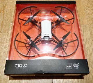 Drone Ryze DJI Tello más extensor Wifi xiaomi