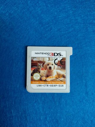 Nintendo 3ds - Nintendogs + Cats