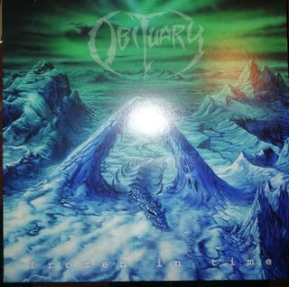 Obituary - Frozen in Time, RRCAR 8156-1