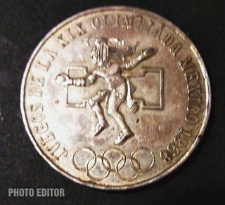 Moneda de 25 pesos mexicanos