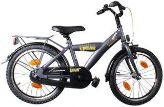 """Bicicleta Bike Fun Urban Grunge titanio 18"""""""