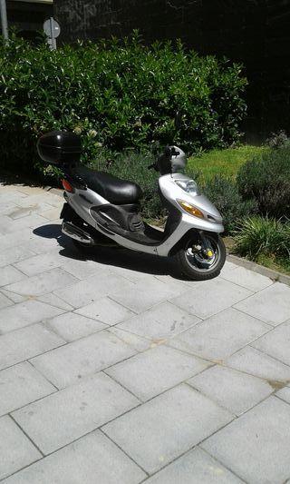 Vendo moto Yamaha cygnus