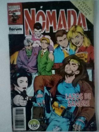 comic nomada marvel