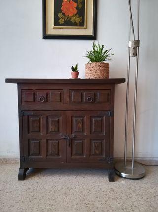 Mueble auxiliar zapatero