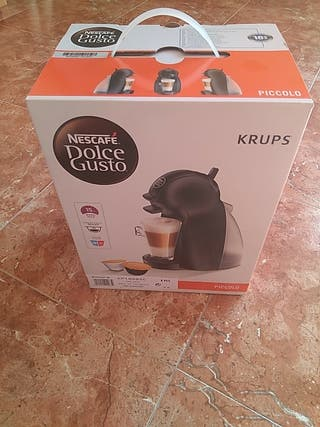 Cafetera Dolce Gusto