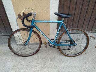Bicicleta ciclismo Mercier infantil
