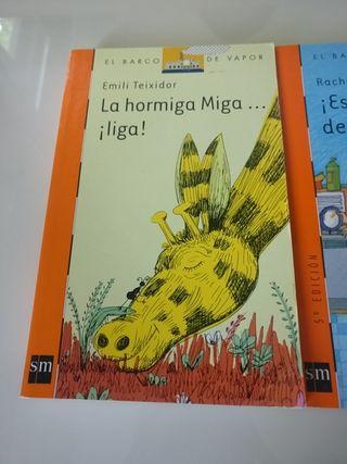 Colección de varios libros infantiles