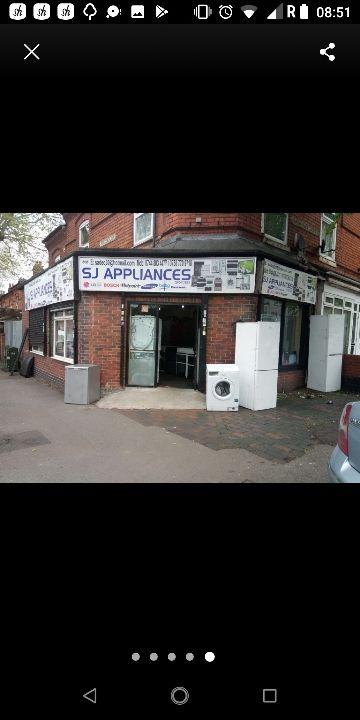 washing machines from £80