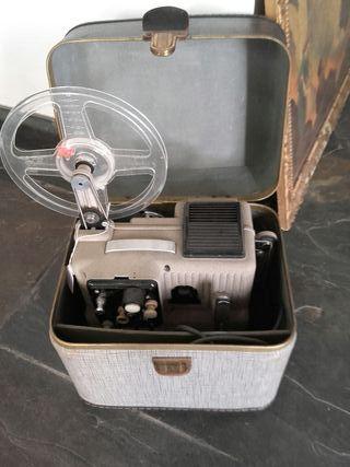 proyector super 8 de los 70's