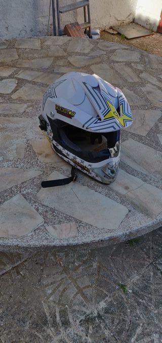 Casco Moto-Bici