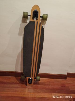 longboard estilo boardwalking