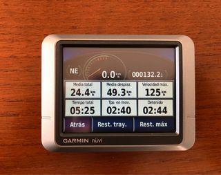 GPS Garmin coche