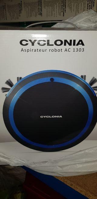 Aspirador tipo Roomba