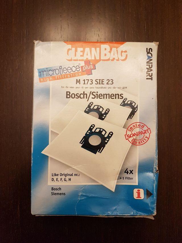 Aspiradora bolsa Siemens 1500w