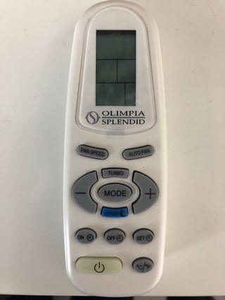 Aire acondicionado portatil Olimpia