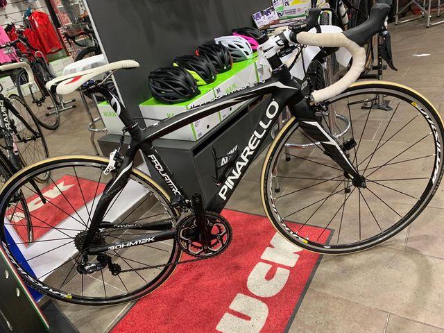 Bicicleta de Carretera Pinarello T46