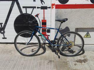 """bicicleta de montaña 26"""" revisada y engrasada"""