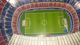 Maqueta FC Barcelona