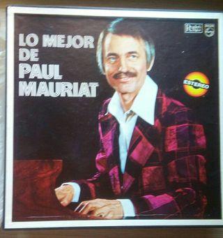 Disco vinilo lo mejor de Paul Mauriat