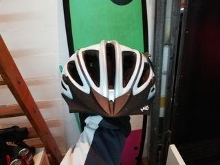 casco bicicleta met