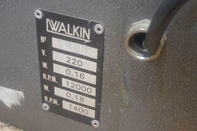 Duplicadora de llaves Walkin