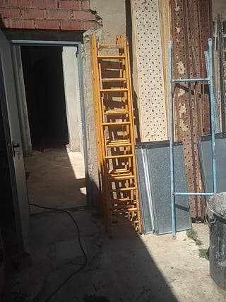escaleras andamio