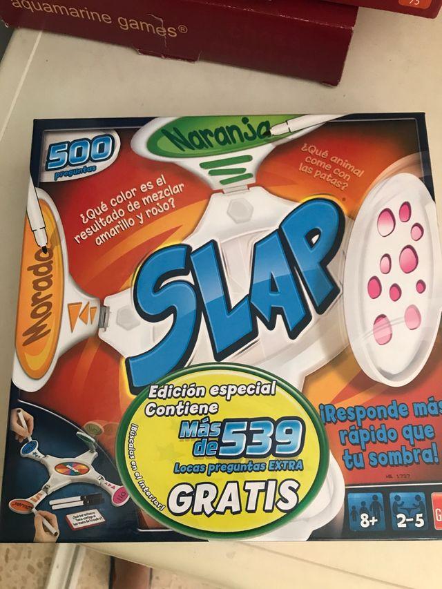 entire collection reliable quality 2018 sneakers Slap juego de mesa de segunda mano por 15 € en Bormujos en ...