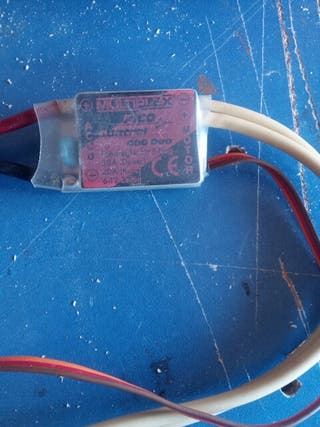 Variador BEC Multiplex Pico Control 400 DUO