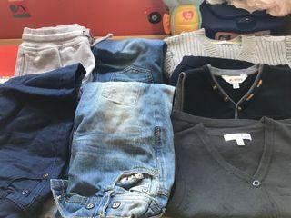 Lotes ropa (varios lotes)