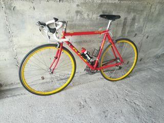 bicicleta de carretera khs
