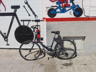 """bicicleta de paseo 26"""" engrasada y revisada"""