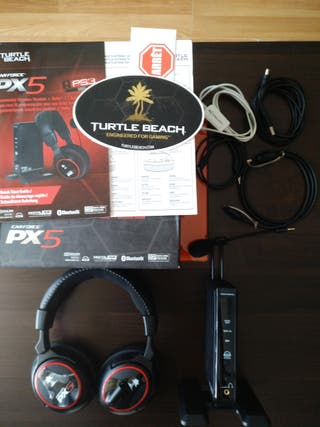 Turtle Beach EarForce PX5 DolbyDigital/ProLogicII