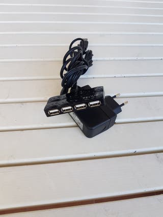 Hub USB 2.0 4 Puertos Belkin